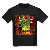 Theworldofthehungergames Kids T-shirts (Dark)