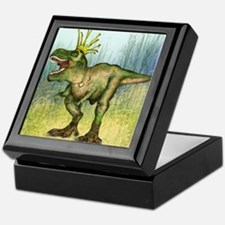 Dylan the T-Rex Keepsake Box