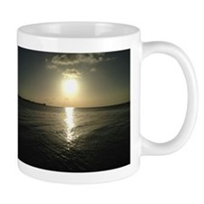 Bahamian Sunset Mugs