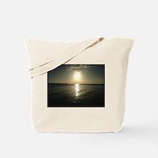 Bahamian Sunset Tote Bag