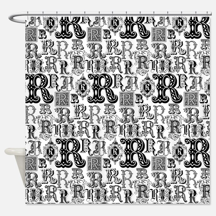 Regal Rs-Shower Curtain Black