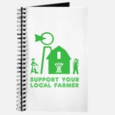 Support Your Local Farmer 3 Journal