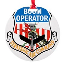 SAC Boom Ornament