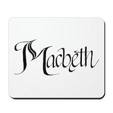 Macbeth Mousepad