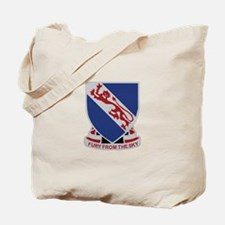 DUI - 4th Brigade Combat Team Tote Bag