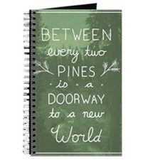 Every Two Pines Journal
