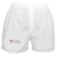 Mack It Big Truck Boxer Shorts