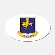 DUI - 2nd Brigade Combat Team - Strike Wall Decal