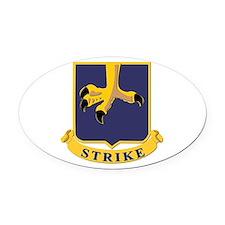 DUI - 2nd Brigade Combat Team - Strike Oval Car Ma