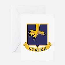 DUI - 2nd Brigade Combat Team - Strike Greeting Ca
