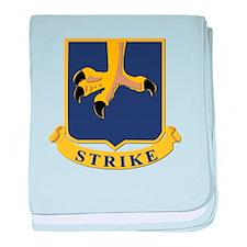 DUI - 2nd Brigade Combat Team - Strike baby blanke