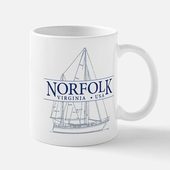 Norfolk VA - Mug