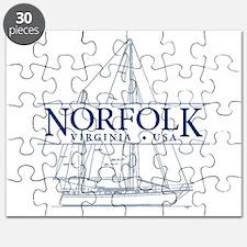 Norfolk VA - Puzzle