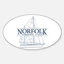 Norfolk VA - Decal