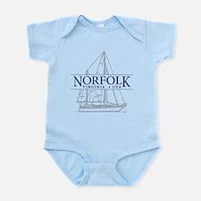 Norfolk VA - Infant Bodysuit