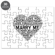 Marry Me, Sweetheart Puzzle