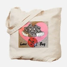 N Mrl Lovebug Tote Bag