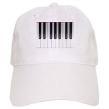 Keyboard 7 Baseball Baseball Cap