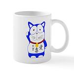 Maneki Neko - Japanese Lucky Cat Mugs