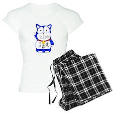 Maneki Neko - Japanese Lucky Cat Pajamas