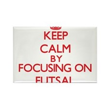 Keep calm by focusing on on Futsal Magnets