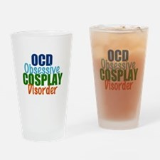 Funny Cosplay Drinking Glass