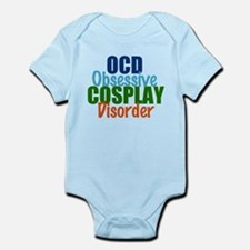 Funny Cosplay Infant Bodysuit