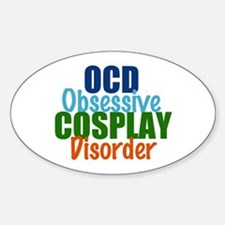 Funny Cosplay Decal