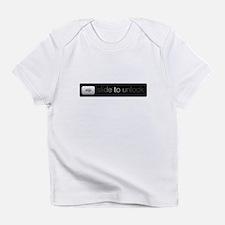 Slide to Unlock Infant T-Shirt