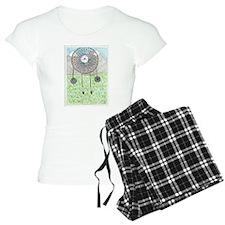Cherokee Rose Dream Catcher Pajamas
