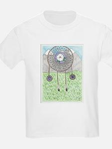 Cherokee Rose Dream Catcher T-Shirt