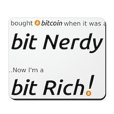 Bit Rich Mousepad