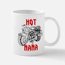 HOT MOTORCYCLE NANA Mugs