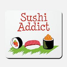 Sushi Addict Mousepad