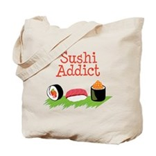 Sushi Addict Tote Bag