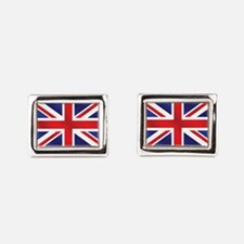 Union Jack UK Flag Cufflinks
