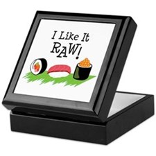 I Like It RAW! Keepsake Box