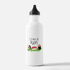 I Like It RAW! Water Bottle