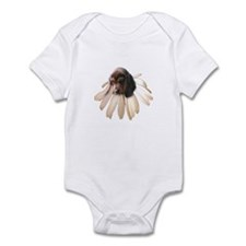 Blooming Beagle 4 Infant Bodysuit