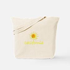 California Sun II Tote Bag