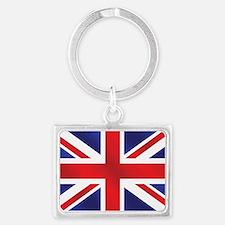 Union Jack UK Flag Keychains