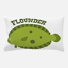 FLOUNDER Pillow Case