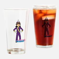 Marching Band Medium Drinking Glass