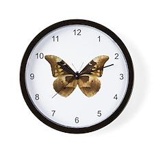 MORPHO RHETENOR V Wall Clock
