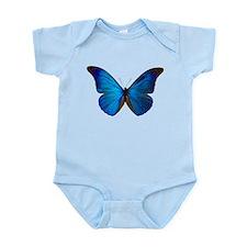 MORPHO RHETENOR D Infant Bodysuit