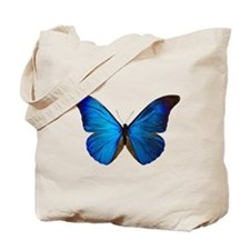 MORPHO RHETENOR D Tote Bag