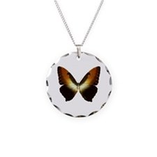 MORPHO HECUBA D Necklace
