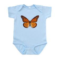 DANAUS PLEXIPPUS V Infant Bodysuit
