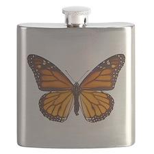 DANAUS PLEXIPPUS V Flask