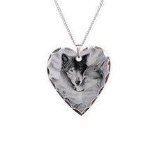 Cute Wolfpack Necklace